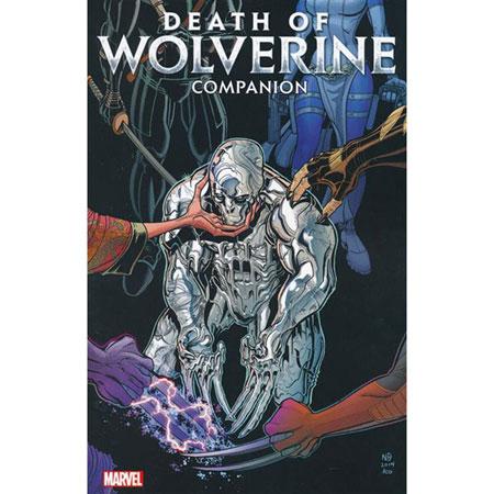 Death Of Wolverine Compain Tpb Comicland Comics Manga Merchandise