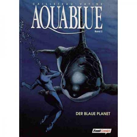 aquablue i 002  der blaue planet  comicland comics manga