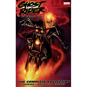 Ghost Rider Tpb - Complete Collection By Daniel Way 1