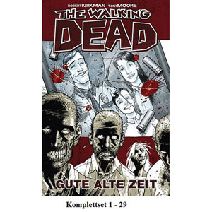 Walking Dead Komplettset 1-29