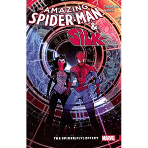 Amazing Spider-man And Silk Tpb - Spiderfly Effect