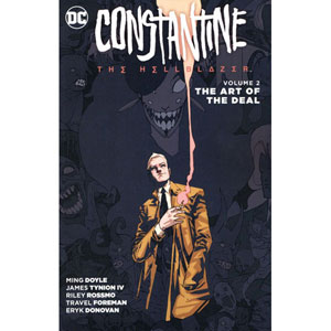 Constantine The Hellblazer Tpb 002 - The Art Of The Deal