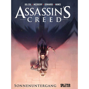 Assassin's Creed Book 002 Vza - Sonnenuntergang