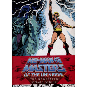 He-man & Masters Of Universe Newspaper Comic Strips Hc