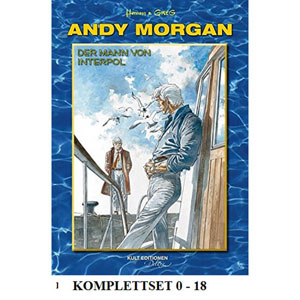 Andy Morgan Hc Komplettset 0-18