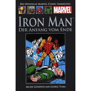 Hachette Marvel Collection Xvii - Iron Man: Der Anfang Vom Ende