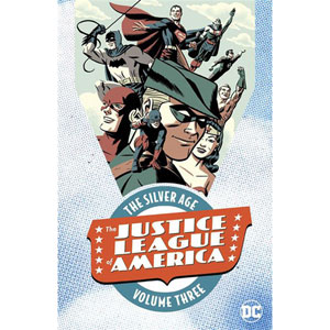 Justice League Of America Tpb 003 - Silver Age