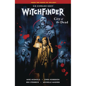 Witchfinder Tpb 004 - City Of The Dead