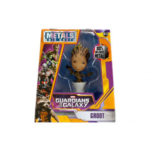 Guardians Of The Galaxy Metals Diecast Minifigur Potted Groot
