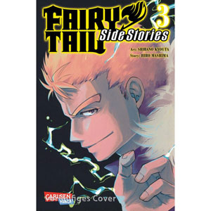 Fairy Tail Side Stories 003