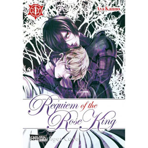 Requiem Of The Rose King 001