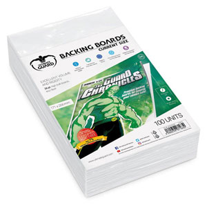 Backing Boards Current Size Ultimate Guard