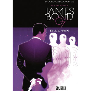 James Bond 006 Vza - Kill Chain