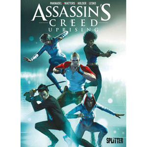Assassin's Creed Book - Uprising