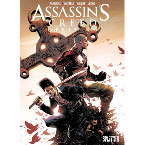 Assassin's Creed Book Vza - Uprising