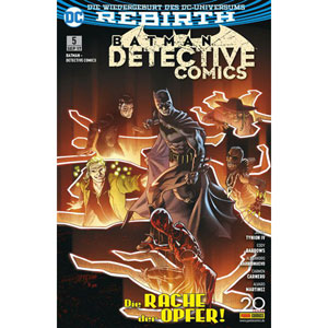Batman - Detective Comics 005