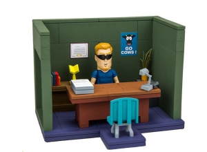 South Park Small Bauset Wave 1 - Principal's Office (ca. 101 Teile)