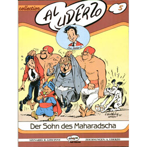 Sohn Des Maharadscha, Der 005 - Al Uderzo Collection