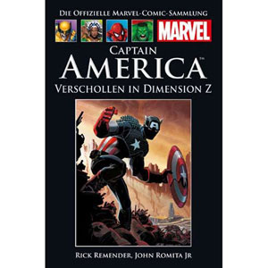 Hachette Marvel Collection 084 - Captain America: Verschollen In Dimension Z