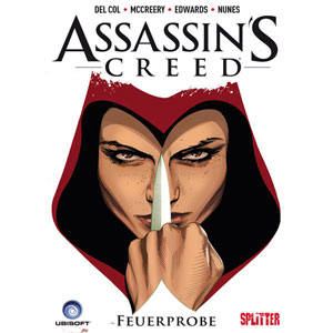 Assassin's Creed Book 001 Vza - Feuerprobe