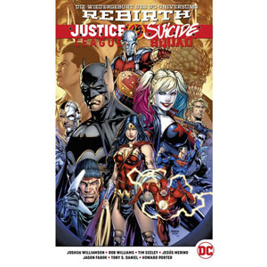 Justice League Vs Suicide Squad Hc