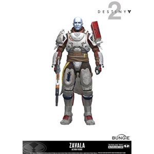 Destiny 2 Color Tops Actionfiguren - Zavala