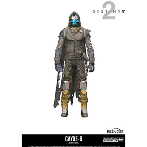 Destiny 2 Color Tops Actionfiguren - Cayde - 6