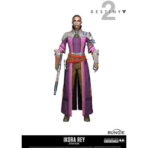 Destiny 2 Color Tops Actionfiguren - Ikora Rey