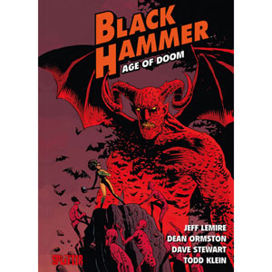 Black Hammer 003 - Age Of Doom Buch 1
