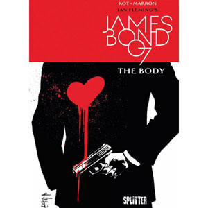 James Bond 008 Vza - The Body