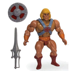 Masters Of The Universe Actionfigur - Vintage Collection He-man