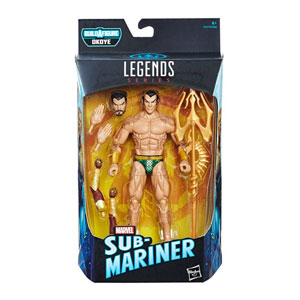 Marvel Legends Black Panther Wave 1 - Sub-mariner Actionfigur