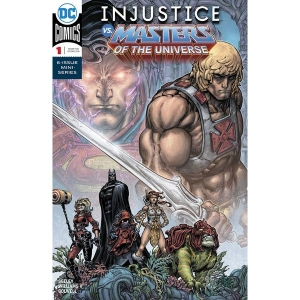 Injustice Vs He Man & Masters Ot Universe 001