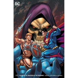 Injustice Vs He Man & Masters Ot Universe 001 Var
