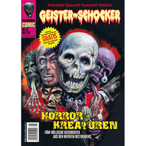 Geister-schocker 025 - Horror-kreaturen