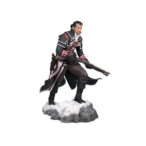 Assassin's Creed Rogue: The Renegade Pvc Statue Shay