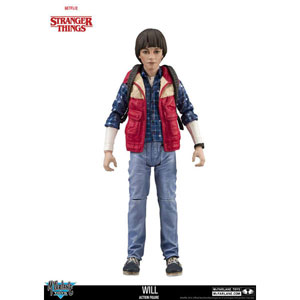 Stranger Things Actionfigur - Will