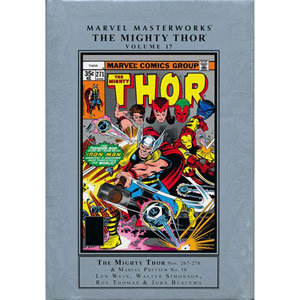 Marvel Masterworks Hc 017 - Mighty Thor