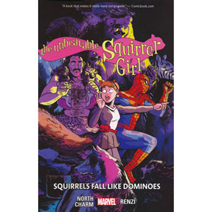 Unbeatable Squirrel Girl Tp 009 - Squirrels Fall Like Domin