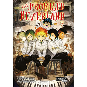 Promised Neverland 007