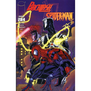 Backlash Spider-man - Komplettset 1-2