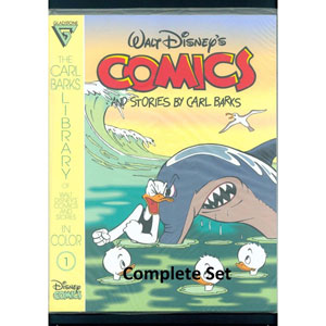 Comics And Stories By Carl Barks 1-51 - Walt Disney