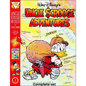 Uncle Scrooge Adventures By Carl Barks 1-56 - Walt Disney