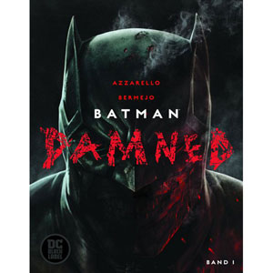 Batman Hc - Damned 1