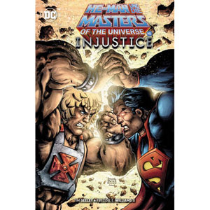 He-man Und Die Masters Of The Universe Vs. Injustice