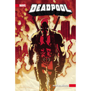 Deadpool (brand New) Hc 006 - Wade All-mÄchtig