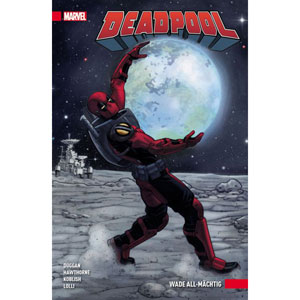 Deadpool (brand New) Sc 006 - Wade All-mÄchtig