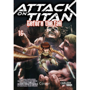 Attack On Titan - Before The Fall 15