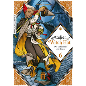 Atelier Of Witch Hat 006 Limited Edition