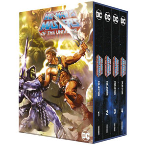 He-man Und Die Master Of The Universe: Deluxe Collection